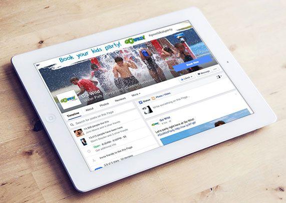 Social Media Portfolio - Go Wild
