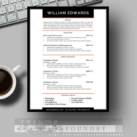 Best 20 High school resume template ideas – Student Resume Template Word