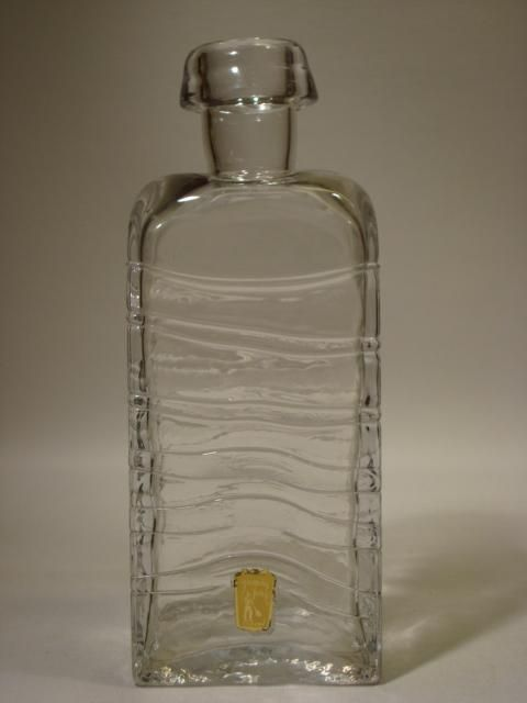 Bottle by Bengt Orup for Johansfors