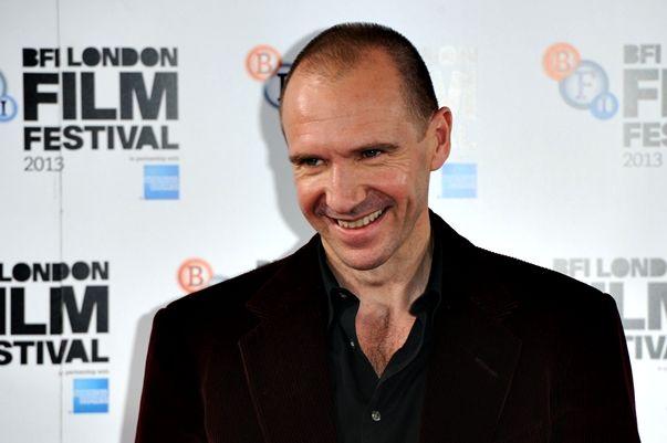 Ralph Fiennes en el BFI