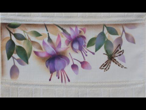 Stencil Opa -02/07/16 Mayumi Takushi - ARTES NA TV/BAND.rio - Brinco de Princesa no Tecido - YouTube