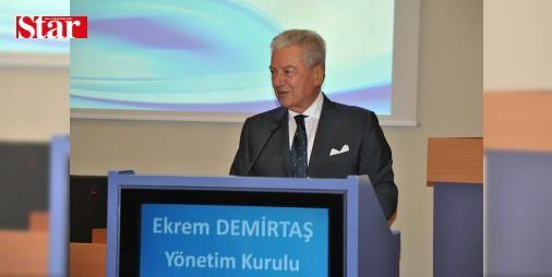 ''Bunu yaparsak ekonomimiz canlanır'': İzmir Ticaret Odası (İTO) Yönetim Kurulu Başkanı Ekrem Demirtaş konut kredilerinde faiz oranlarının yüzde 1'in altına hatta 065 noktasına kadar inmesinin beklendiğini bu gerçekleşirse sadece inşaat sektörünün değil tüm ekonominin canlanacağını belirtti.