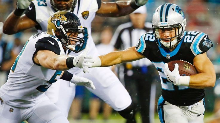 Can Christian McCaffrey be to Cam Newton what Le'Veon Bell is to Big Ben? #FansnStars