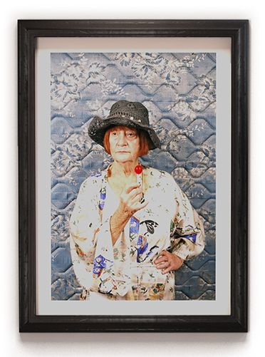 """Sonya"" - Dean Hutton,  2014"