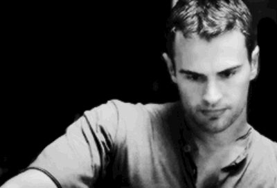 And finally...when he gave you that sultry, smoldering look that you felt deep within your bones: