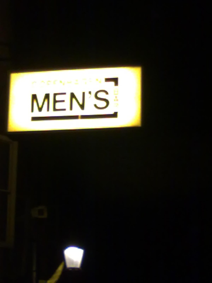 """MEN'S BAR"" - COPENHAGEN ******"