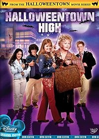 Halloweentown High (Disney Channel) ahh that's what it's called!!!  This was my favorite Disney movie!:)