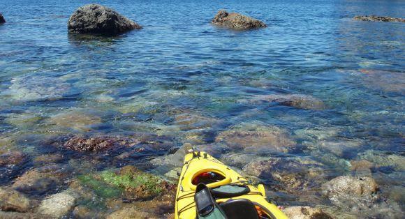 Kayaking | Great Barrier Island Aotea