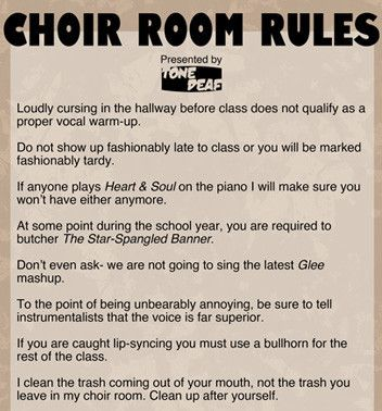 Bwahaha there are just certain things you DON'T play on the piano.... Sigh those were the days