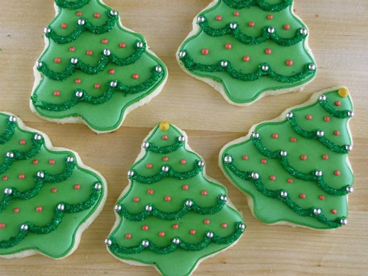 86 best Christmas Cookie Designs images on Pinterest  Decorated