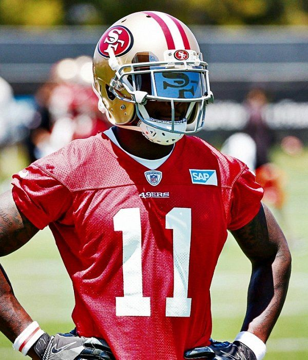 49ers WR Marquise Goodwin vacationing with sharks and Colin Kaepernick