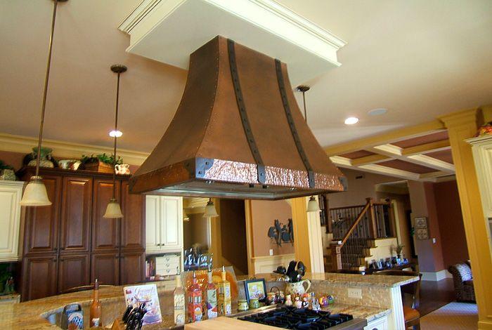 Super 13 best Island venting hoods images on Pinterest | Kitchen range  VZ01