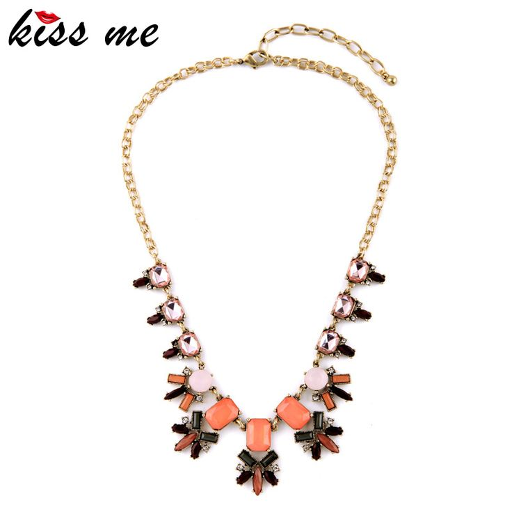 Aliexpress New Arrival Retro Fashion Tide Modern Women Bib Necklace