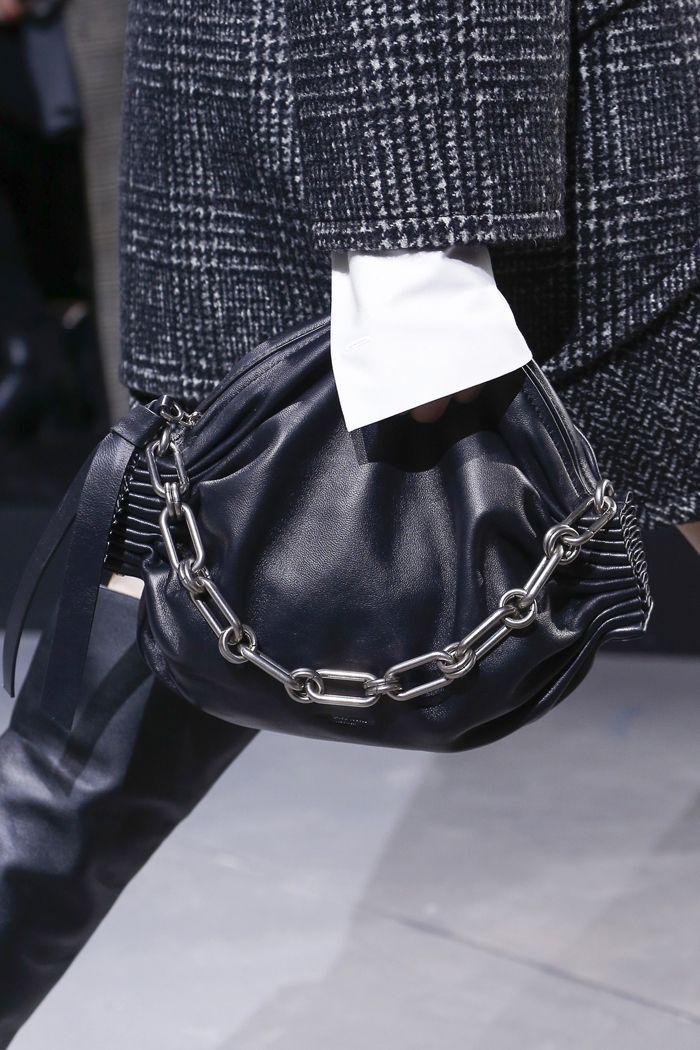 Michael Kors осень-зима 2017, 55 лучших сумок Недели моды в Нью-Йорке