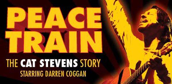 Darren Coggan on the Peace Train - The Cat Stevens Story