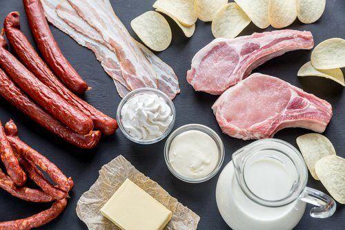 Fleischwaren einfrieren