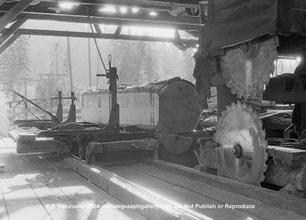 sawmill single men In the footsteps of sawmills and timber beasts: searching for the snow creek logging company.