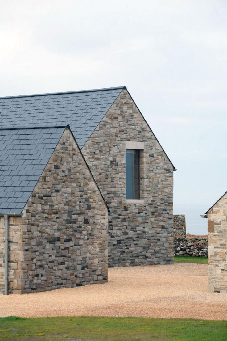 Blacksod Bay Ireland House Design With Stone Wall Lokk Natural Great  Country House Design In Ireland