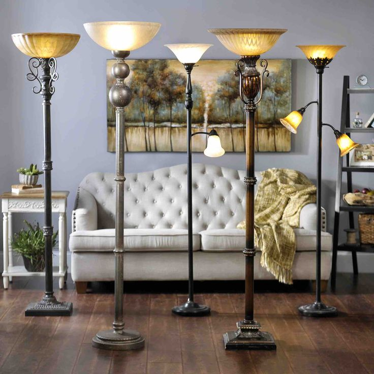 See your home in a whole new light! Light up the entire room with our great selection of torchiere lamps. They are versatile and elegant and make a statement in your home!