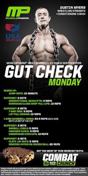 Gut Check Monday