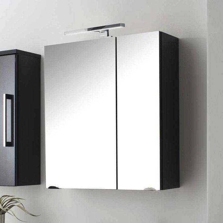 die besten 25+ spiegelschrank mit licht ideen auf pinterest ... - Badezimmer Spiegelschrank Mit Licht