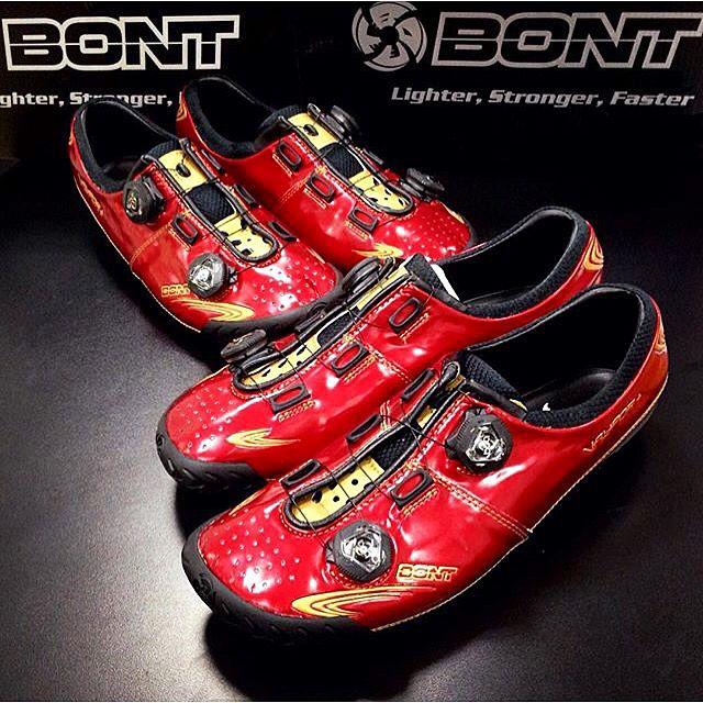 MyBonts Monday  Create your own: www.bontcycling.com/mybonts  Regram: @bontshoesthailand  #bc #bontcycling #mybonts #mybontsmonday #custom #cyclingshoes #cycling #bont  https://instagram.com/p/6LXOFymKWv/