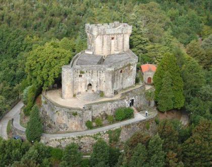 Castillo de Sobroso - Pontevedra