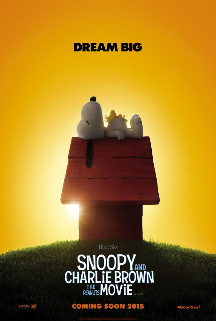 Return to the main poster page for Snoopy and Charlie Brown: The Peanuts Movie