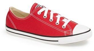 Converse Chuck Taylor®  Dainty  Sneaker (Women) available at 88f401372