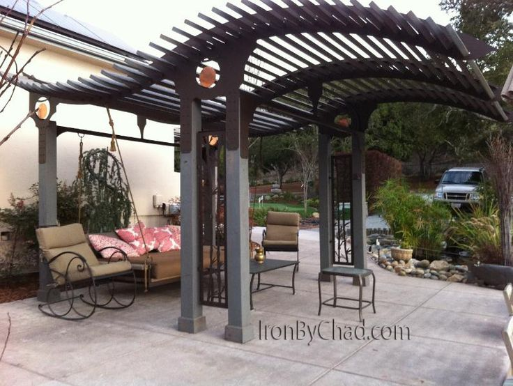 Carports Pergola Kits : Best ideas about cantilever carport on pinterest