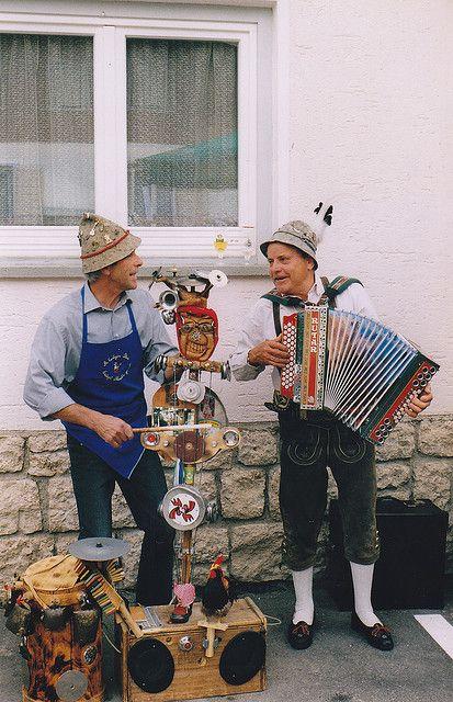 Folclore musicale a San Vigilio di Marebbe (Bz)