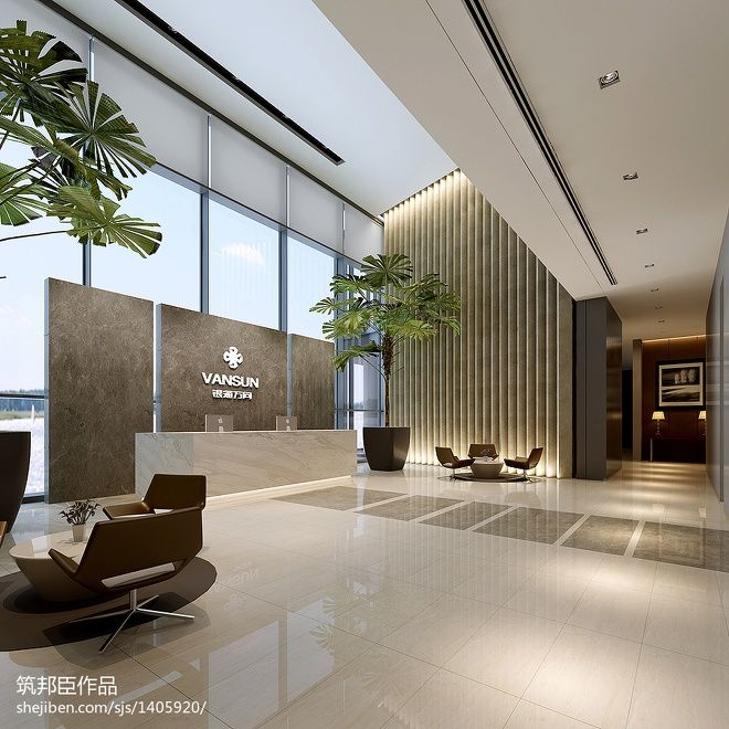 25 best ideas about office lobby on pinterest reception for Office lobby design