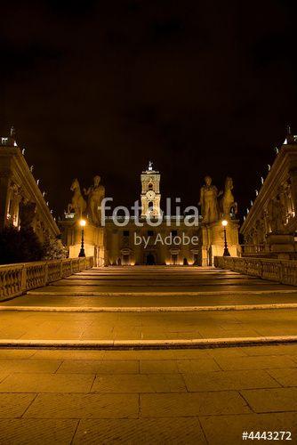 Piazza Venezia creata da Morgan