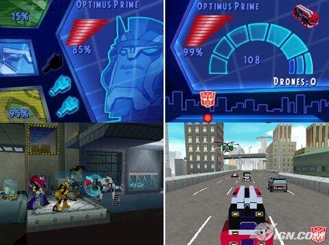 Transformers Animated para NDS.Basado en la serie de televisión de dibujos animados de Cartoon Network del mismo nombre. El juego ofrece una experiencia...