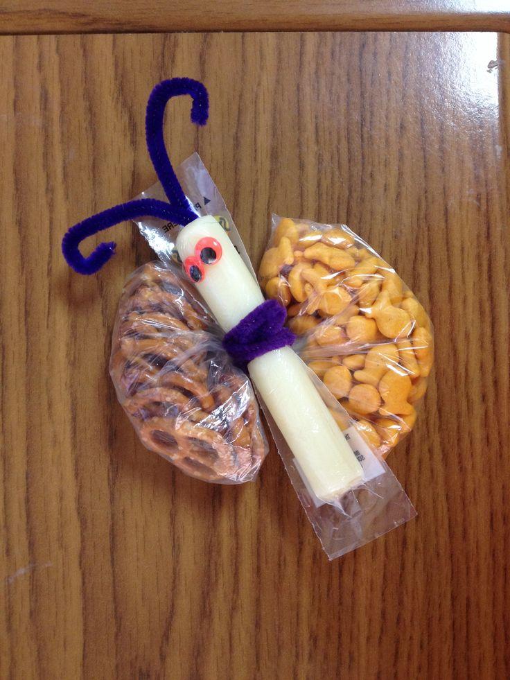 Healthy school birthday snack @Sara Eriksson Rutherford Woody