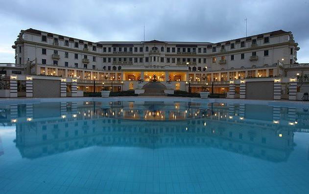 Polana Serena Hotel in Maputo, Mozambique