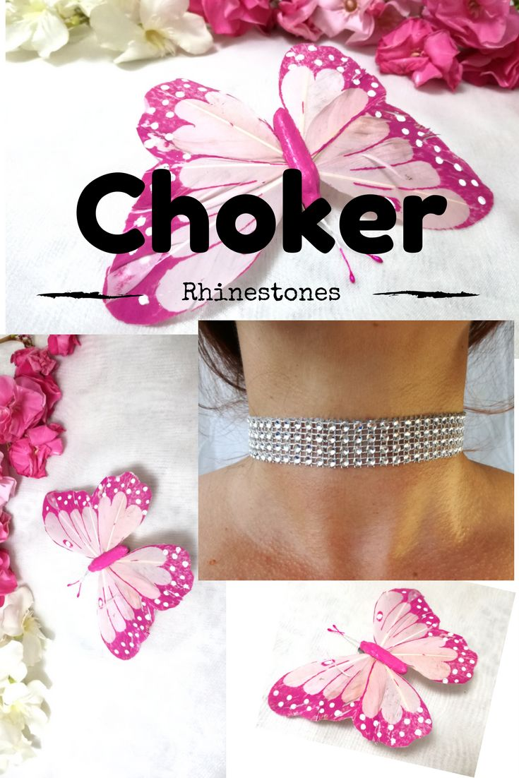 2-3-4-5-6-7, 11 row brilliant faux rhinestone choker necklace. It looks like diamond.  The necklaces will be made to order, which will be ready to be shipped within 1-3 business days from Italy.