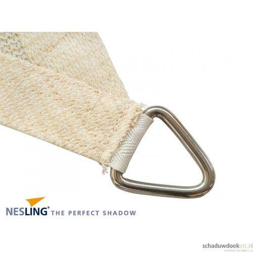 Nesling Schaduwdoek Driehoek 3,6 m Antraciet - Koop online bij Schaduwdoeketc.nl