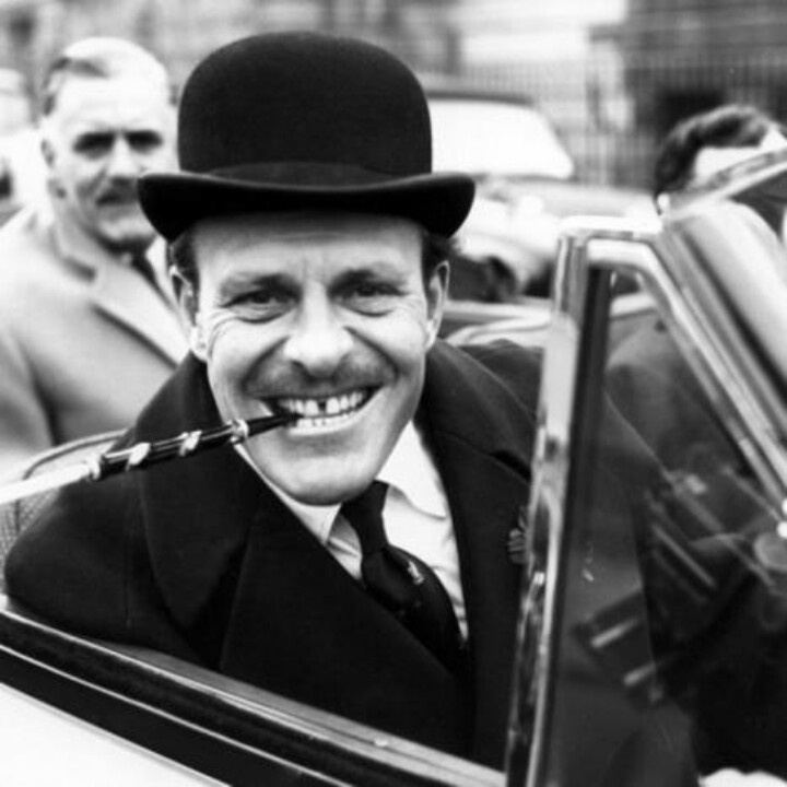 Terry Thomas. ☀all those Carry On movies