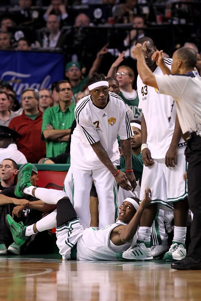 Rajon Rondo - NBA Finals Game 3: Los Angeles Lakers v Boston Celtics