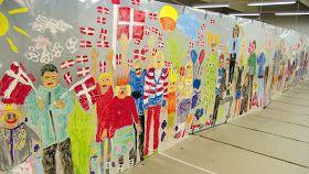 Til den store jubilæumskunstworkshop i Hinnerup d.  8/9, havde jeg ansat 7 knalddygtige kunstnere og undervisere til at stå for hver sin...