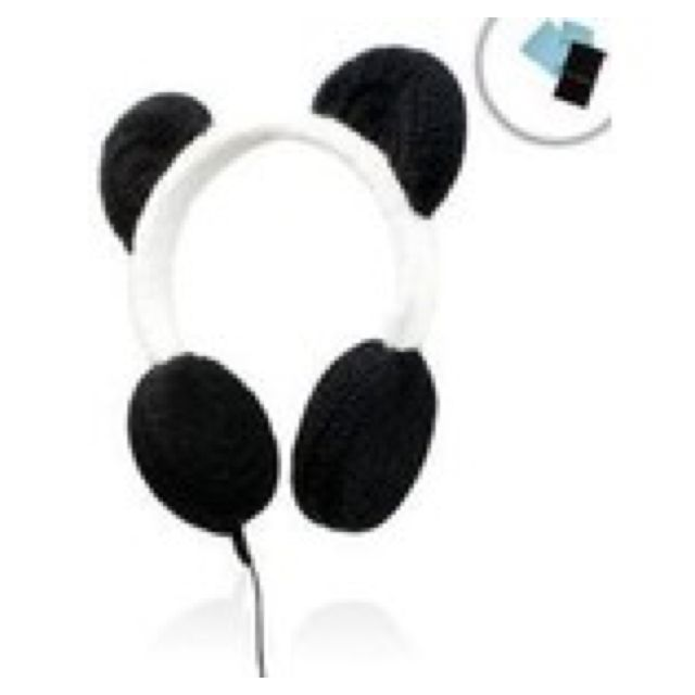 Cute Headphones Obs:NECESSITO