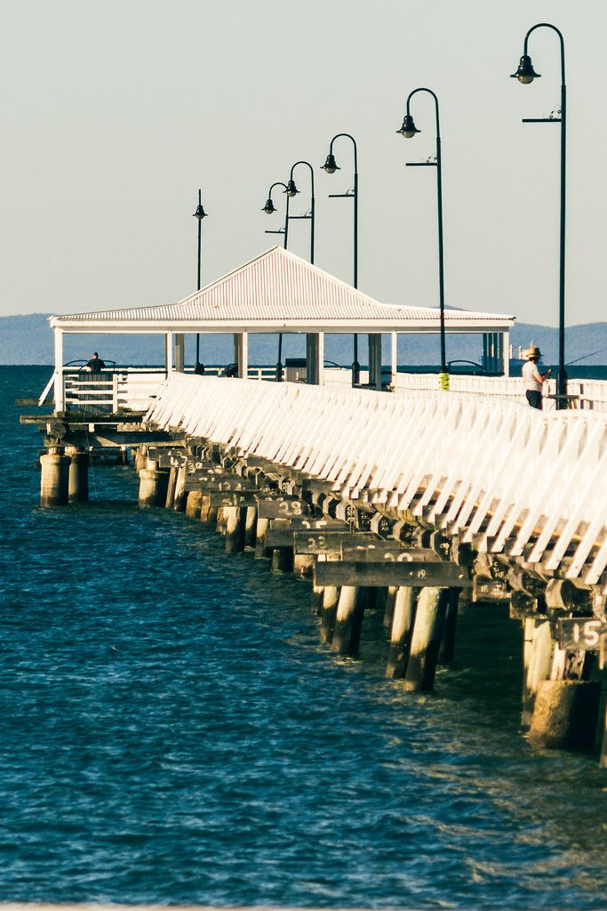 Shorncliffe Pier - Shorncliffe, QLD, Australia - Zac Harney Photography