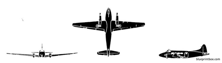 de havilland devon - BlueprintBox.com - Free Plans and Blueprints of Cars, Trailers, Ships, Airplanes, Jets, Scifi and more...