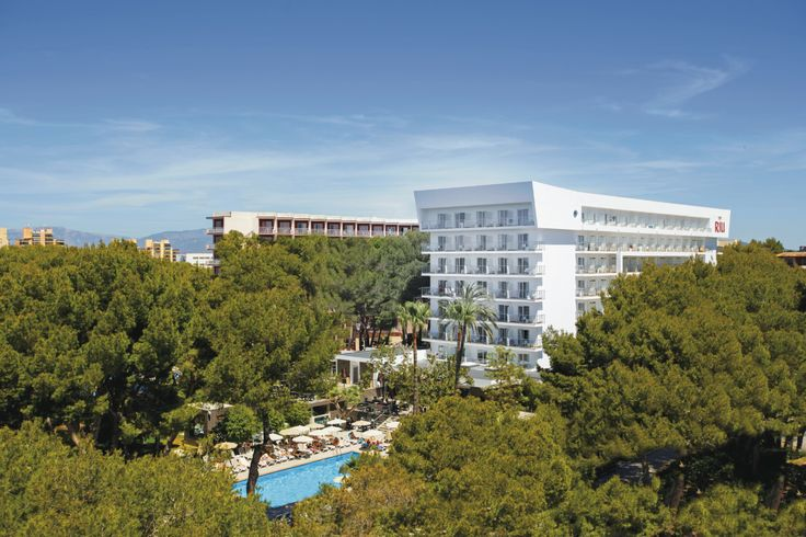 Hotel Riu Festival. Hotel in Playa de Palma, Mallorca - Spain
