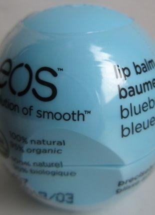 Kupuj mé předměty na #vinted http://www.vinted.cz/kosmetika-a-prislusenstvi/kosmetika/9859365-balzam-na-rty-eos-blueberry-acai-boruvkyovoce-acai