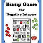 "We all know students need to keep practicing, but they can only play so many games of war.   Get your students adding and multiplying negative integers with this fun and easy game of ""Bump""!"