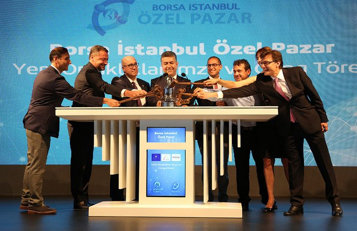 Borsa İstanbul Özel Pazar'da Revo Capital'den 2 şirkete yatırım