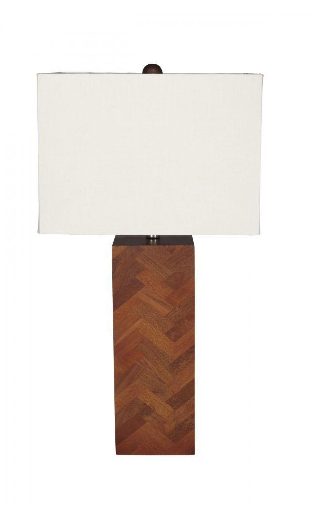 Tabeal Brown Table Lamp