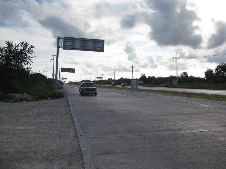 Road to Cancún